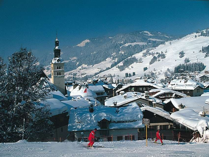 Learn to ski in picturesque Megeve