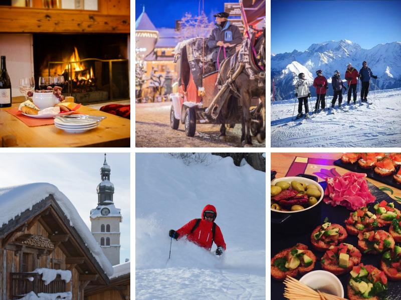 ski deals catered chalets