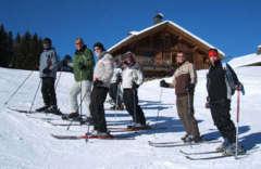 Ski Itineraries