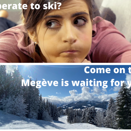 Desperate to ski?  The wait is over!