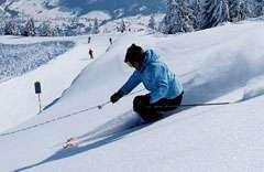 Megève - The Skiing