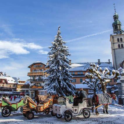 Megeve - Top Alps Ski Resort Near Geneva Airport